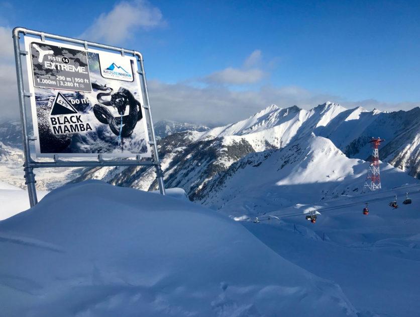 Transformation via skiing