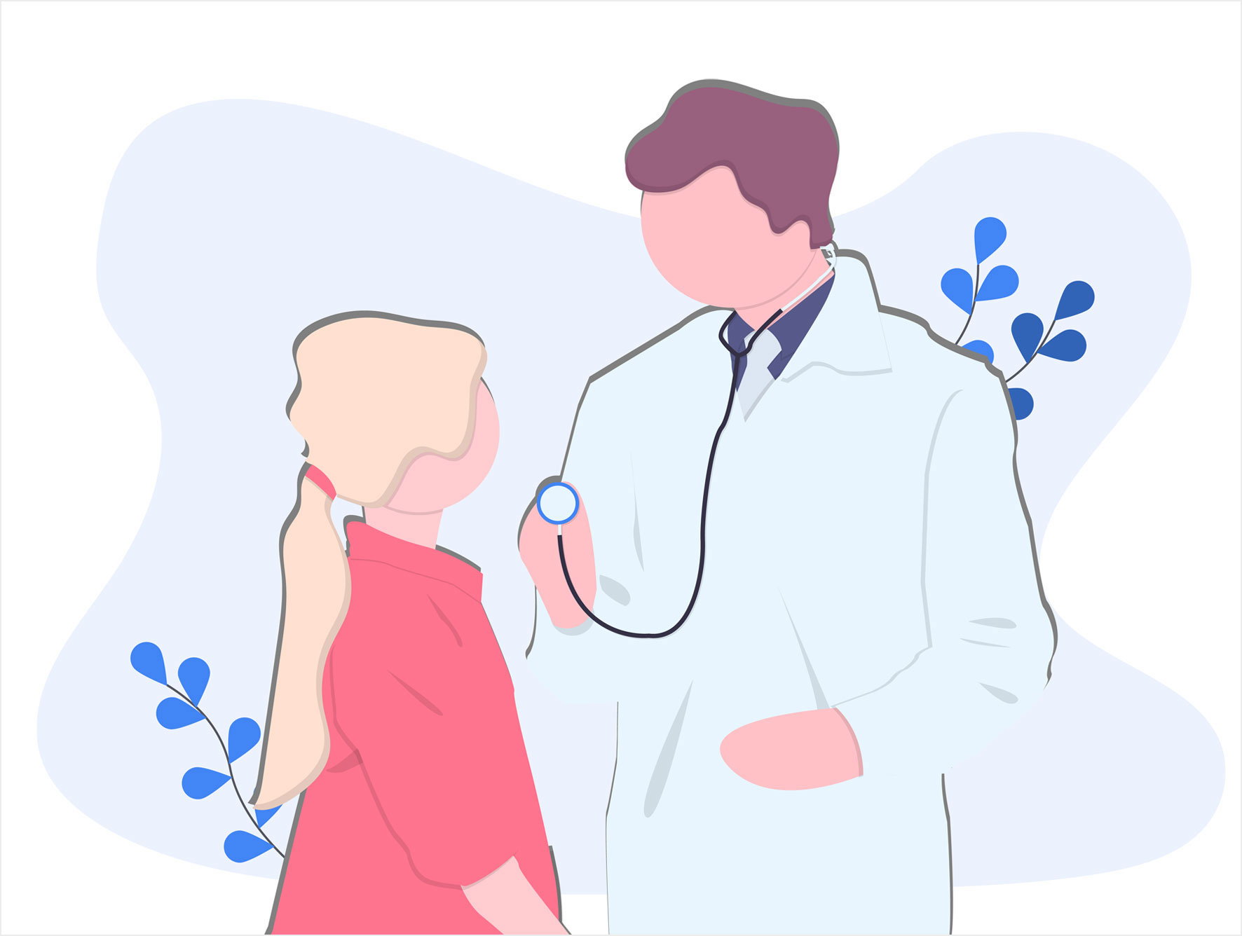 Emotional hygiene of sick days
