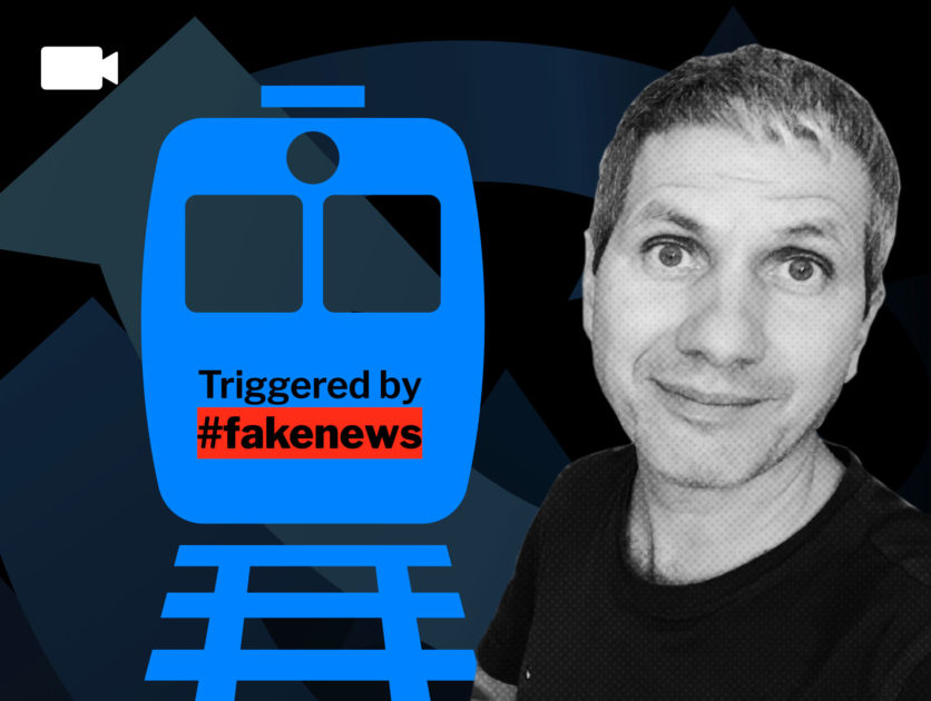 Emotions fuel for fake news: can you stop a moving train?